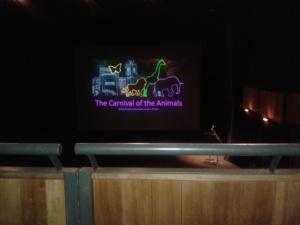 before screening