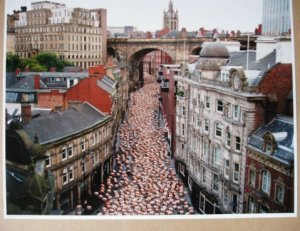 Spencer Tunick, Newcastle 2005